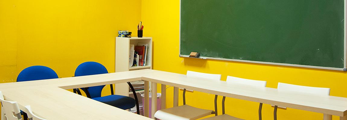 El profesor en casa